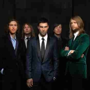 Maroon 5 - Earth To Move